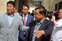 정치자금법 혐의 이완영 의원, 법원 1심 집행유예 2년 선고