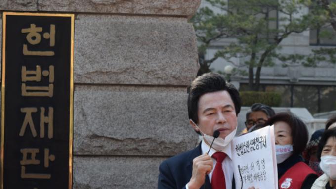 허경영 국가혁명당 대표, 서울시장 보궐선거출마 곧 공식화할 듯