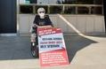 박명애 대표 '장애인 생존권 예산을 보장하라'